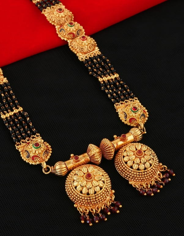 Where Can I Buy Traditional Mangalsutra Quora