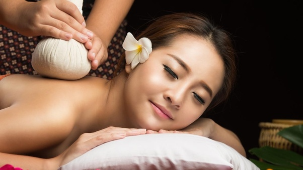 Here casual, amateur massage parlor charming