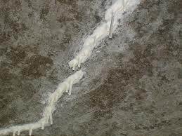 ... Of The Concrete Through Capillary Action And Then Evaporates.  Efflorescence Usually Consists Of Gypsum, Salt, Or Calcite. Efflorescence  Is Defined ...