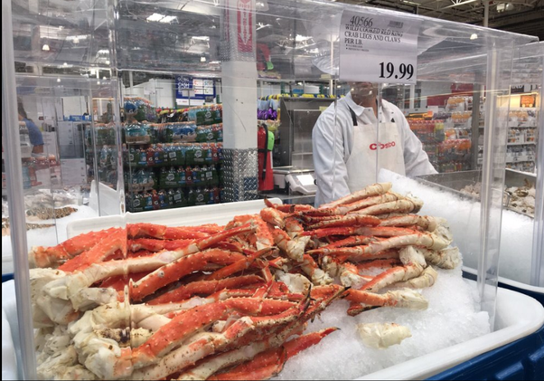 Is the crab meat sold at Costco genuine crab meat? - Quora