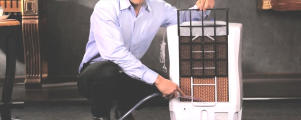 Vibhor Shergill's Answer To A Precise Guide To Buying An Air Cooler