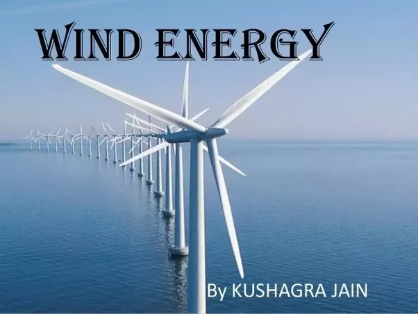 What Are Some Examples Of Wind Energy Quora