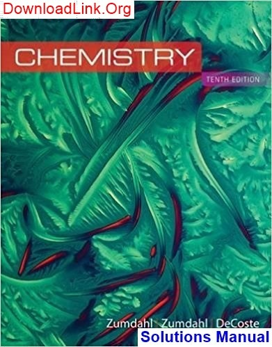 Raymond Chang Chemistry 10th Edition Pdf