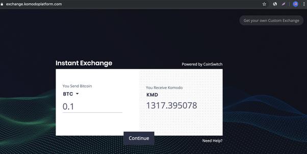 cryptocurrency exchange script quora