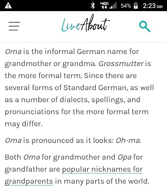 What Do You Call Your Grandparents 2019 Quora If you have a question about language usage, first search the hundreds of thousands of previous questions. what do you call your grandparents
