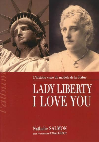 19486368d According to this book, the woman whose was copied for the Staue of Liberty  was American and her name was Sarah Salmon.