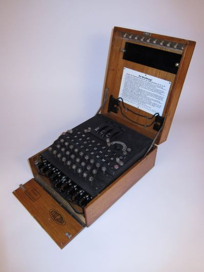 How much does it cost to buy an authentic Enigma machine ...