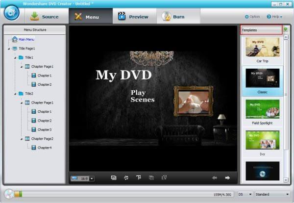 how to run mp4 files on dvd player