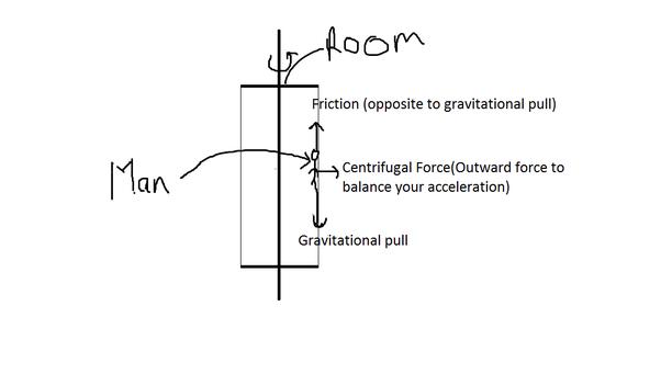 Free Body Diagram Of Gravitron Diy Enthusiasts Wiring Diagrams