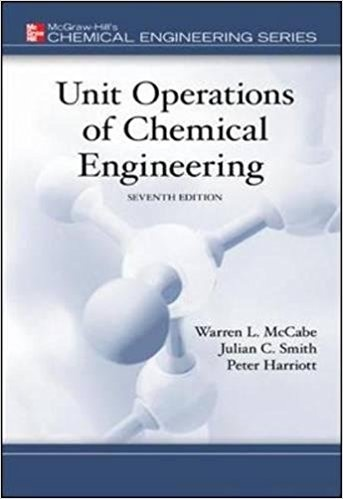 where can i get a solution manual for the mccabe and smith unit