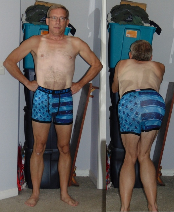 swimming in underwear Boys