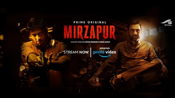 What is your review of the new 'Amazon Prime' show 'Mirzapur