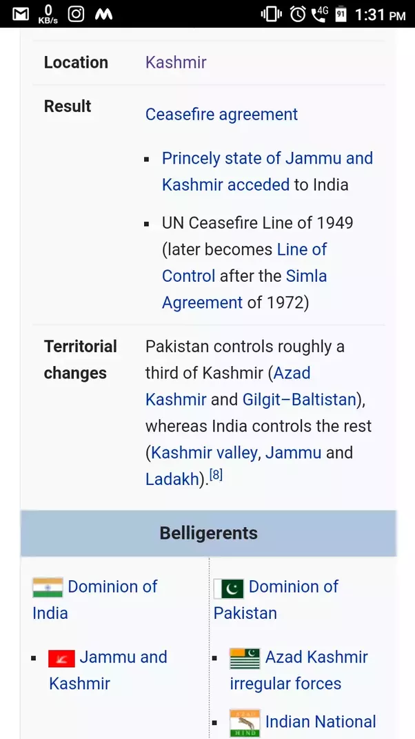 Which Country Does Pok Pakistan Occupied Kashmir Currently Belong