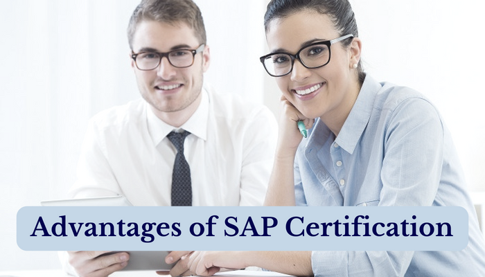 What are the advantages of a SAP certification? - Quora