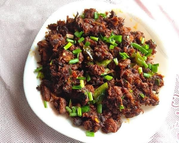 Chilli beef, spiciest food