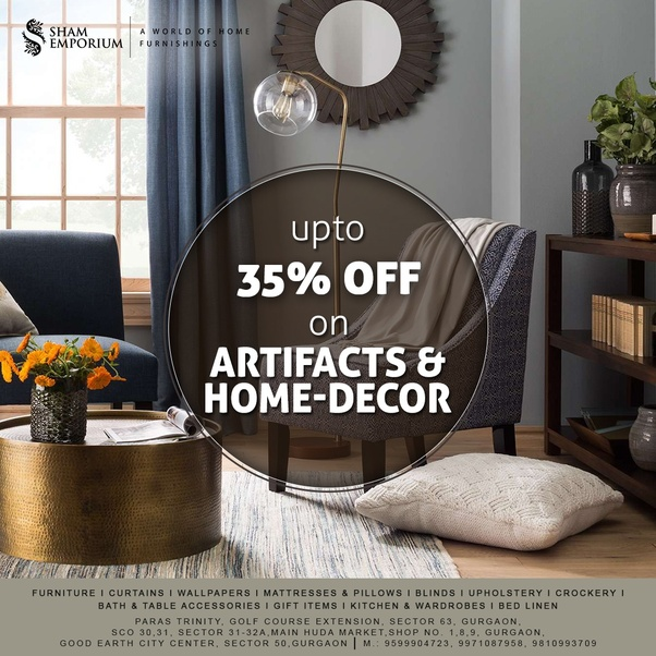 Home Decor To Furniture Here Their Collection Is Beautiful And The Quality Great Too Currently They Have Many OFFERS Running On Range
