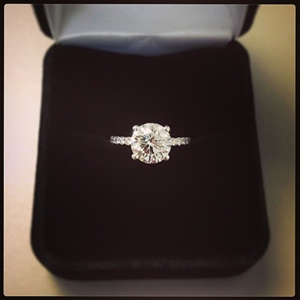 When you buy a Tiffany engagement ring are you overpaying for the