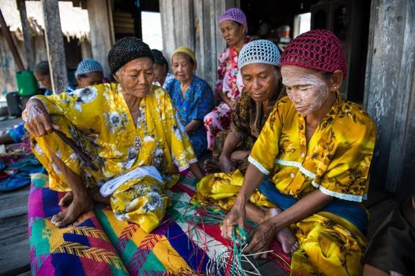 Suku Aeta di Filipina