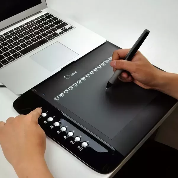 Looks Like Ugee Copied Monoprice With This Tablet Same Size But No Mouse About 15 USD Less Also Good Reviews