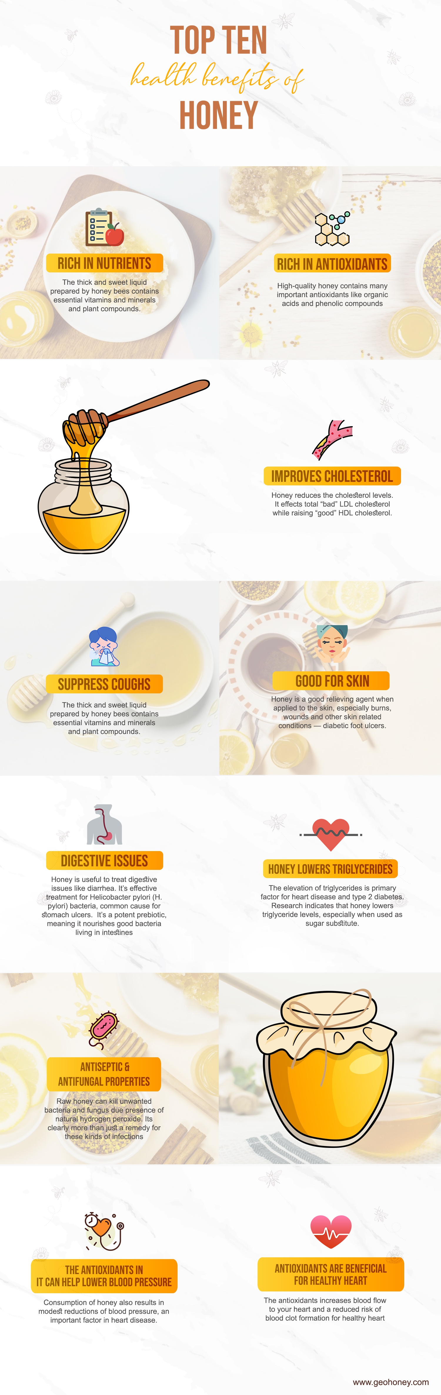 Benefits Of Honey Water For Skin what are the top 10 surprising health benefits of honey? - quora