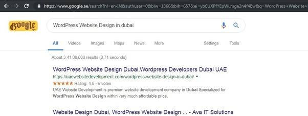 Which is the best website designing with WordPress Development