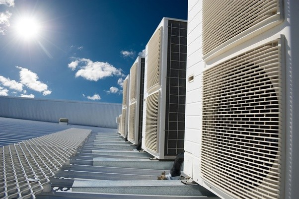 What is the difference between split air conditioner central air residential air conditioning service kcr inc sciox Choice Image