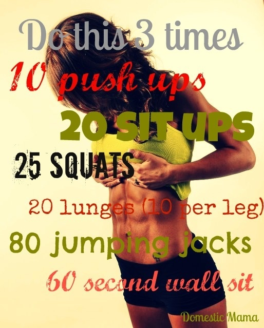 What Is The Best 30 Min Fitness Workout For A Teenager Quora