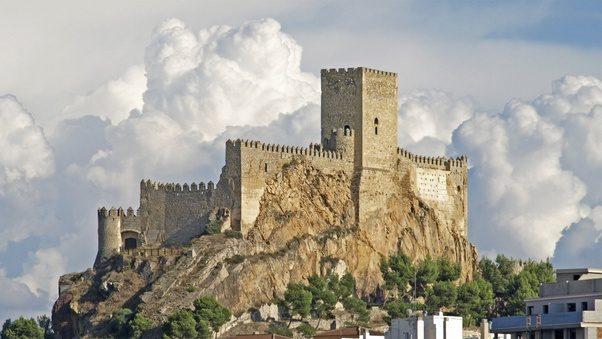castle of almansa