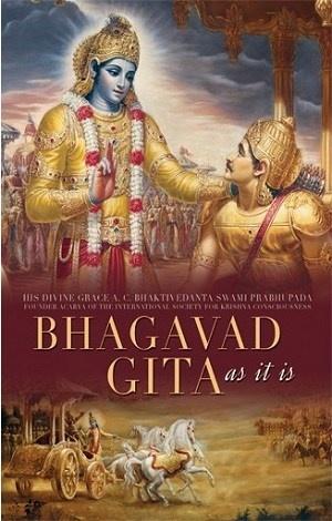 Holy Book Sri Bhagvad Gita - Biosciencenutra