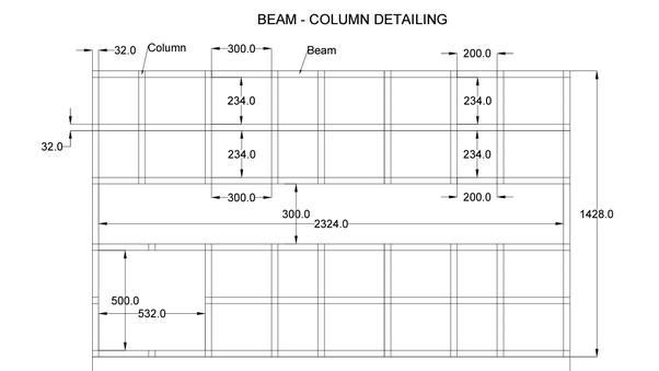 Beam Layout Plan - New Images Beam