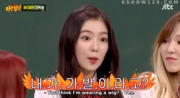 Why Don T K Pop Idols Just Wear Wigs Quora