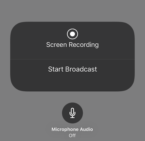 is screen recording an ios 11 feature quora