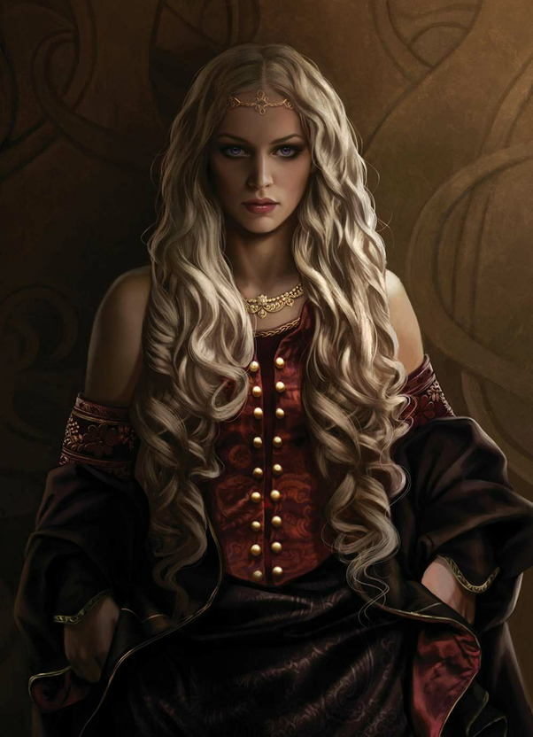 Are Rhaenyra and Daemon Targaryen described as being beautiful or very  attractive in Fire and Blood? - Quora
