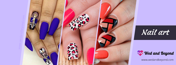 How To Do Nail Art At Home Quora