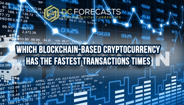 Fast transaction time cryptocurrency
