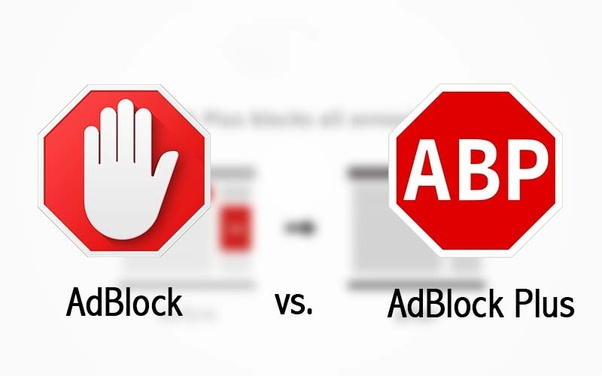 What are the main differences between Adblock Plus and Adblock? - Quora