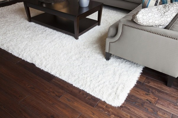 A Throw Rug Can Go From Pretty To Pesky In 2 5 Seconds Or The Minute They Start Sliding Around Underfoot But Sy Recommends Resisting Urge Tack Them