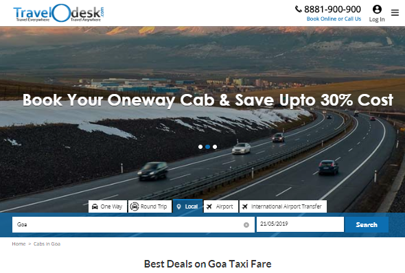 Which is the cheapest taxi service in Goa? - Quora