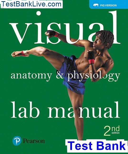 Human anatomy and physiology lab manual 13th edition pdf