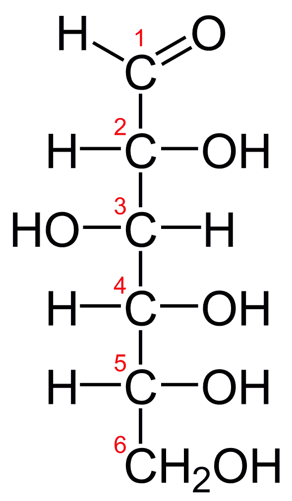 How Many Secondary Alcoholic Groups Are Present In Glucose Molecule