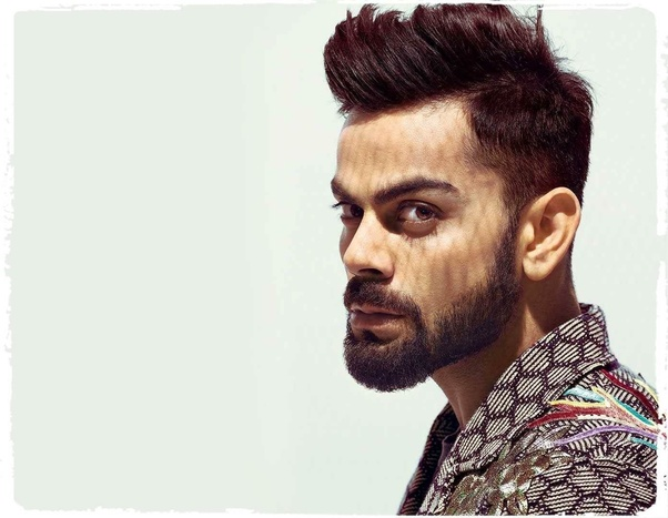 What Is The Name Of Virat Kohli S Hairstyle Quora