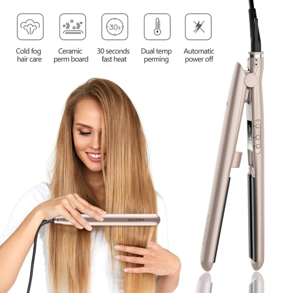 Curling Iron For Thick Hair
