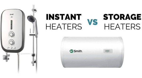 Which Type Of Water Heater Is Best Storage Or Instant