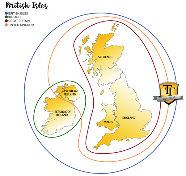 Map Of England And Ireland And Scotland And Wales.What Is The Difference Between England Wales Scotland Ireland