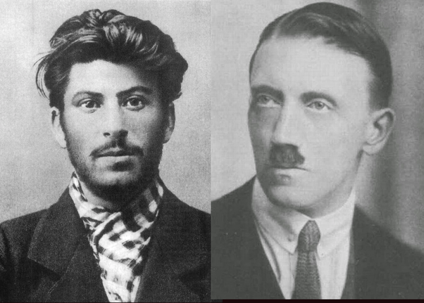 Young Joseph Stalin Handsome Was Stalin in his youn...