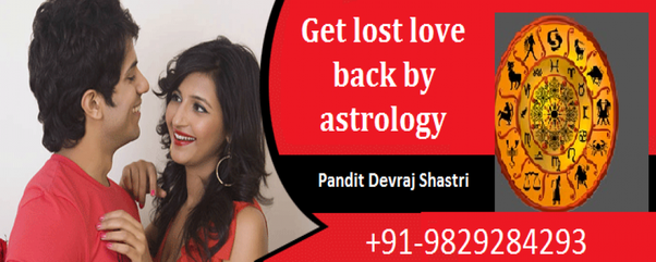 Can astrology help you to get a lost love back? - Quora
