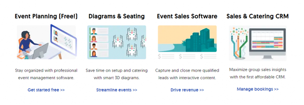 What software do event planners use? - Quora