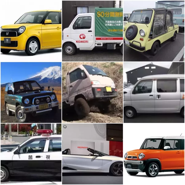 Japan What Is With All The Really Small Cars In Japan Quora - Cars international