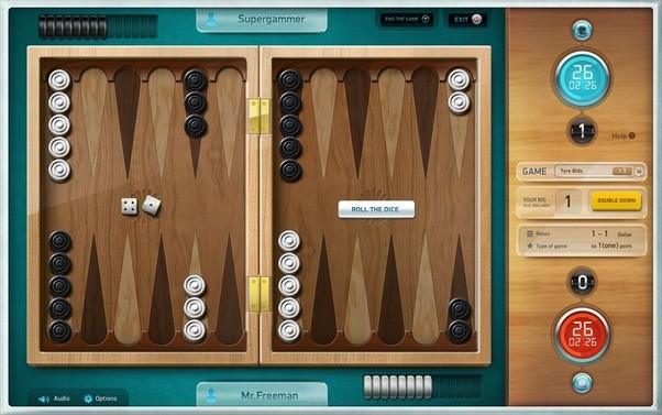 Best Online Backgammon Game