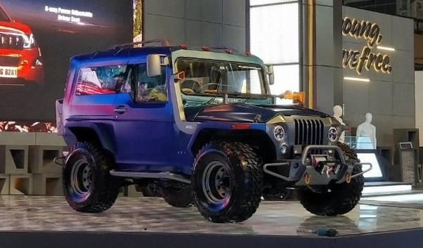 Should I Buy A Mahindra Thar Or Not Quora